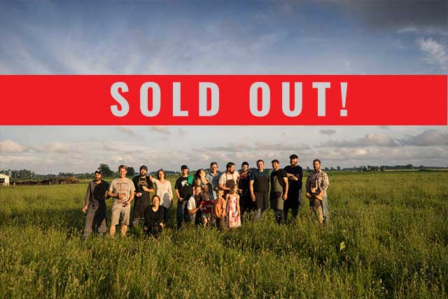 Stratford Chef School new cookbook 'Farm to Table' Sold out event
