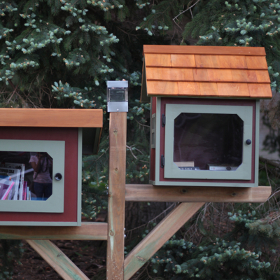 A Stratford Little Free Library Location