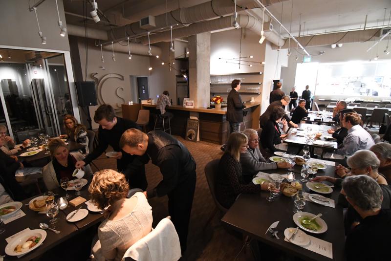 Stratford Chefs School Venue