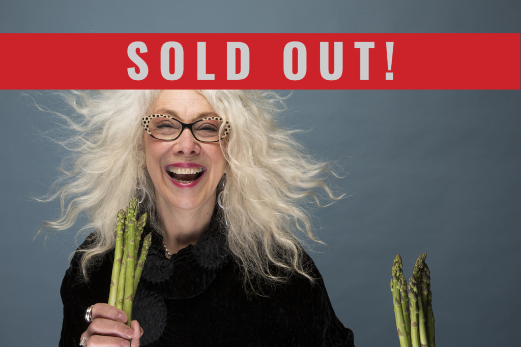 Food Photographer Terry Manzo Sold out Event at the Stratford Writers Festival