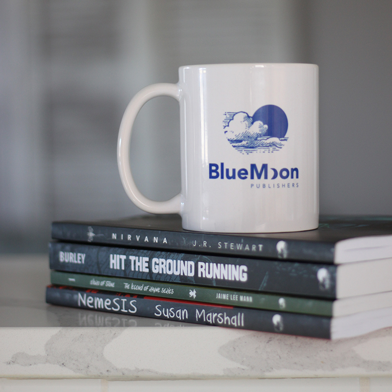 A Stack of Books from Blue Moon Publishers