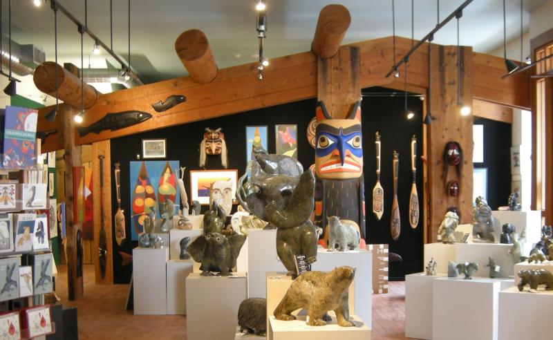 The Gallery Indigena in Stratford Ontario