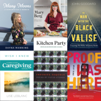 Stratford Writers Festival 2019 Books