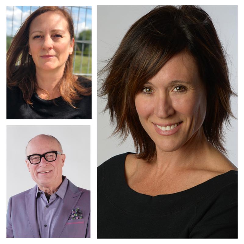 Stratford Writers Festival 2019 Authors Lise Leblanc, Becky Blake, and David Stone